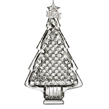 Waterford Crystal 2017 Annual Christmas Tree Ornament # 40023166 New - $74.89