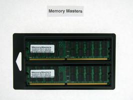 4GB  2X2GB Memory Dell PowerEdge 6800 6850 SC1420 2RX4