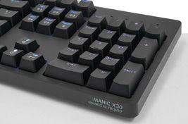 Micronics Manic X30 Mechanical Gaming Keyboard English Korean USB (Blue Switch) image 3