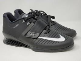 Nike Romaleos 3 Flywire WeightLifting Training Shoes Men's Size 10 85293... - $138.55