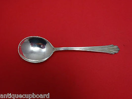 """Homewood by Stieff Sterling Silver Cream Soup Spoon 6"""" - $69.00"""