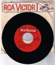 Barry McGuire Upon A Painted Ocean 45 rpm Record B Side Child Of Our Times - $4.99