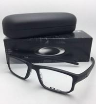 New OAKLEY Eyeglasses VOLTAGE OX8049-0155 55-19 137 Matte Satin Black Frames