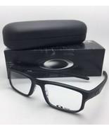 New OAKLEY Eyeglasses VOLTAGE OX8049-0155 55-19 137 Matte Satin Black Fr... - $299.95