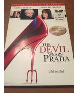 The Devil Wears Prada DVD jvc116 - $3.64