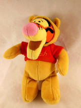 "8"" Disney Tigger as Pooh Bean Bag Plush Stuffed Animal New with tags - $6.23"