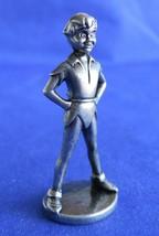 Monopoly Disney Peter Pan Token Gunmetal Replacement Game - $7.99