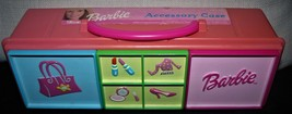 1999 Barbie Accessories Carrying Case w/Handle TARA Mattel - $12.38