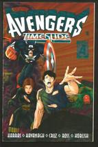 AVENGERS TIMESLIDE Feb. 1996 Harras Kavanagh Cruz RossHoblish Metallic c... - $4.95