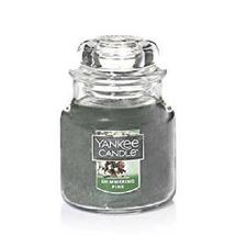 Yankee Candle Shimmering Pine Fragrance 3.7 Ounce Single Wick SMALL Jar ... - $12.00
