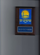 Golden State Warriors Legends Plaque Nba Basketball Nba Hardaway Chamberlain - $3.95
