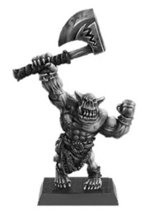 Spellcrow Orc with Clan Axe