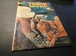 TUROK: SON OF STONE # 91 * FN/VF * 1974 * Gold Key * 50% OFF GUIDE!!!!!!! - $2.50