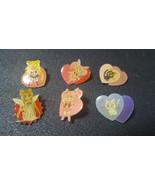 Sailor Moon Vintage Pin Badge Luna Chibiusa Chibimoon Artemis Japan - $45.82