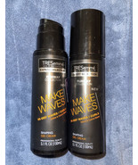 2X TRESemme Runway Collection Make Waves Hi Def Curl Shaping Gel Cream 5... - $79.99