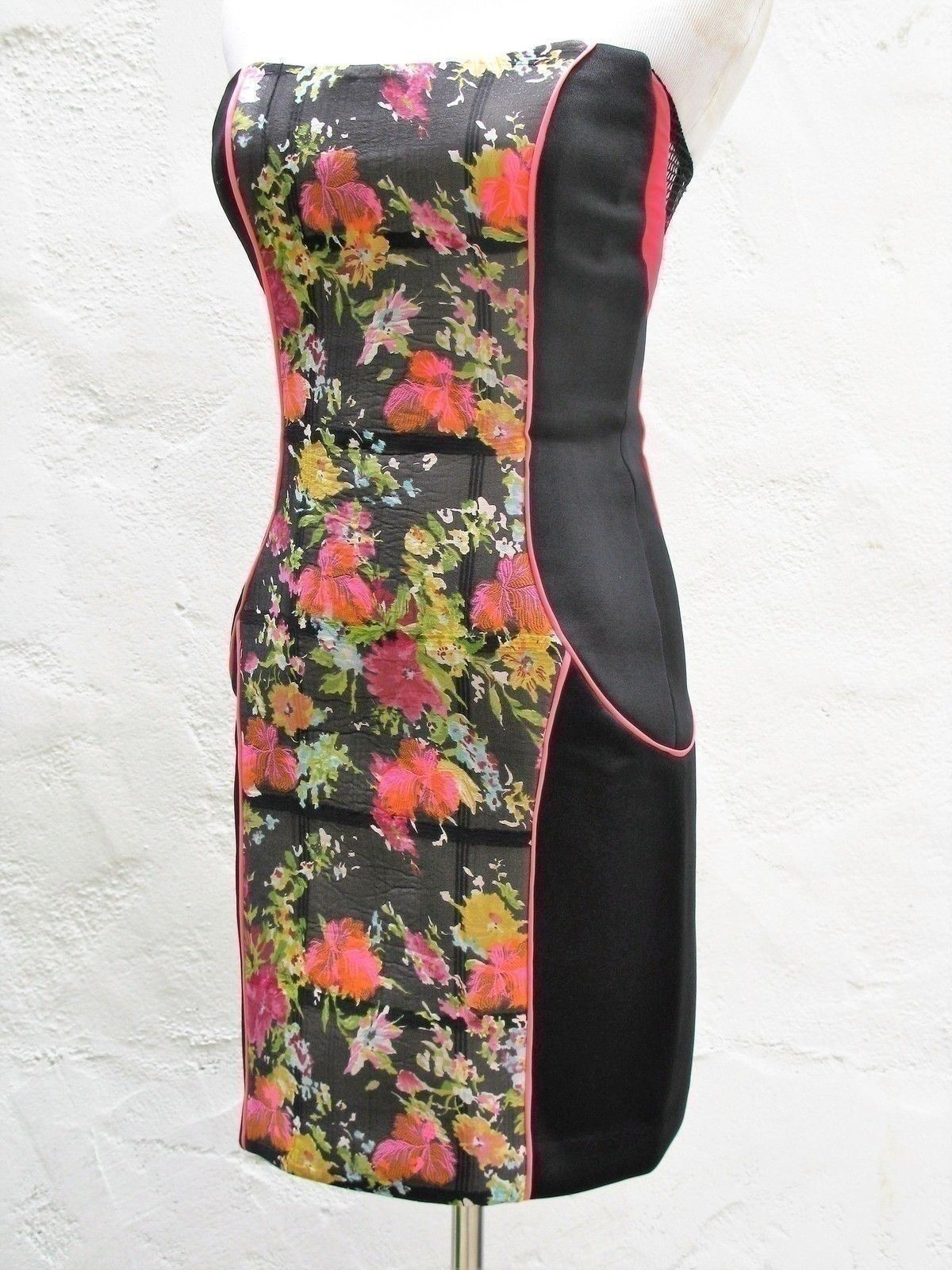 Neoprene Dress Cocktail Dress Foley+Corinna Jetsetter Dress NEW S NWT $350 MSRP
