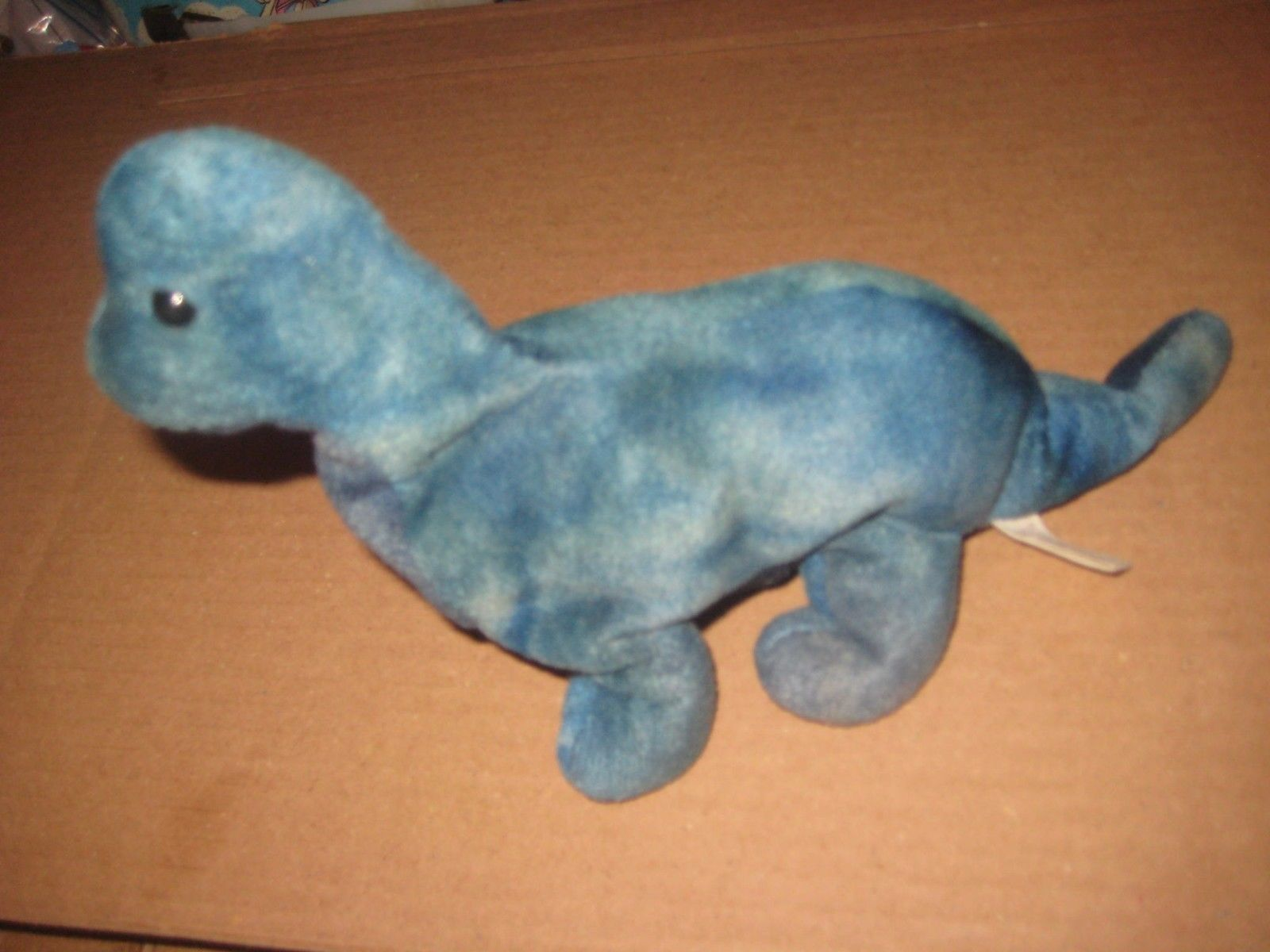 b5d0bb1e0b7 Beanie Baby Bronty the Brontosaurus 1995 and 50 similar items. S l1600