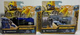 Transformers Bumblee Dropkick & Megatron New Emerging Igniters(For Both) - $22.51