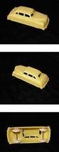 Vintage Toy Car Renwal #103 Yellow Hard Plastic - $19.99