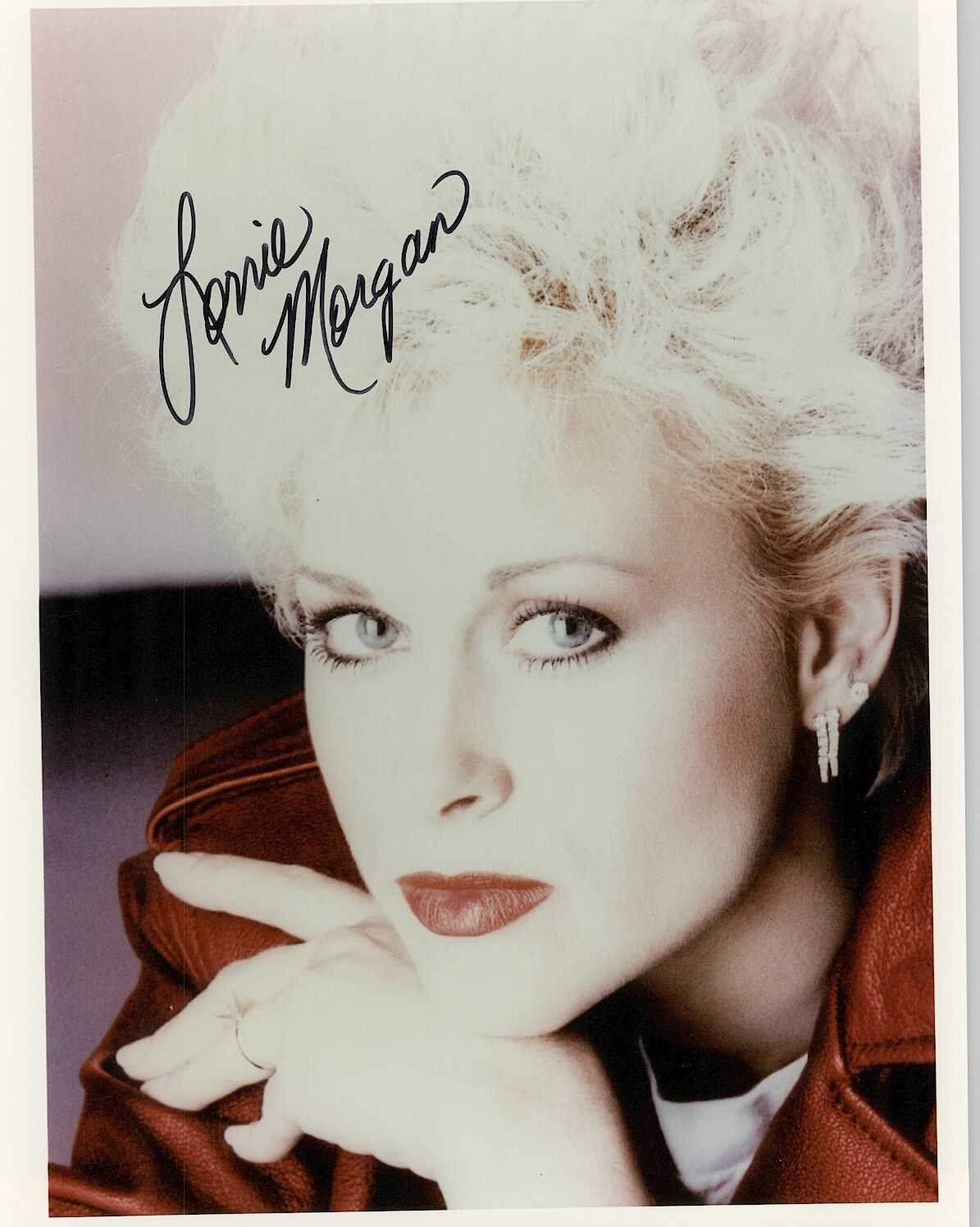 Primary image for Lorrie Morgan Signed Autographed Glossy 8x10 Photo
