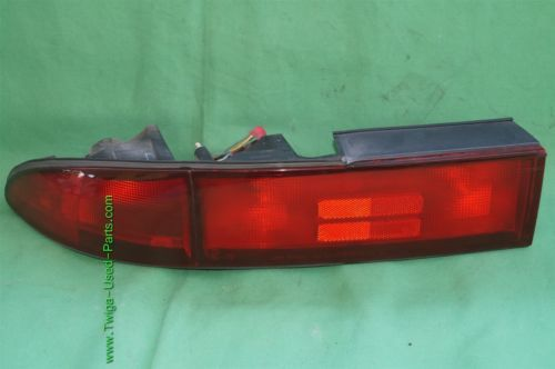 Mitsubishi 3000Gt Dodge Stealth Taillight Lamp Panel Left Driver Side LH