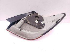 12-14 Hyundai Genesis Sedan LED Tail Light Lamp Driver Left LH image 5
