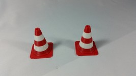3D print construction cones set of 2  - $6.93
