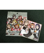 NEW!!Love Live Anime Umi Kotori Honoka Autograph Board Shikishi Vol 3 - $19.99