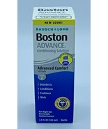 Bausch+Lomb Boston Advance Conditioning Solution Advanced comfort 3.5 OZ - $10.88