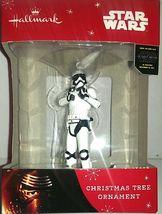 Hallmark Star Wars: Episode VII Trooper  Collectible! Free USA ShIp!