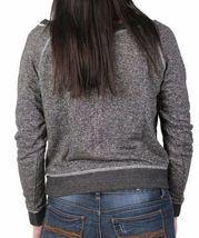 Famous Stars & Straps Charcoal Heather Go Harder Pazer Juniors Crew Sweatshirt image 3