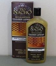 "SHAMPOO ANTIAGING ""TIO NACHO"" 14oz 3pcs - $25.81"