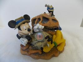 Disney Animal Kingdom Big Dig in the Boneyard Clock  - $50.00