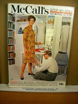 McCall's Step-By-Step Sewing Book Revised 1969 - $7.19