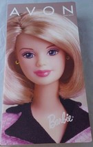 Avon Blonde Representative Special Edition Barbie Vintage 1998 MIB Unope... - $18.70