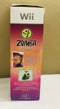 New Wii Zumba Fitness Join The Party w/Belt Nintendo 2010 image 2