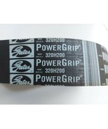 New Gates PowerGrip 320H200 Belt. FAST SHIPPING!! - $27.50