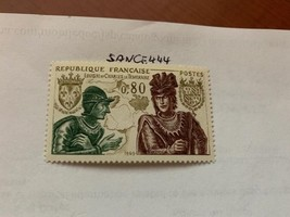 France History Louis XI 1969 mnh    stamps - $1.20