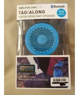 SoundLogic Tag Along Bluetooth Water-Resistant Speaker IPhone Android Bl... - $12.82