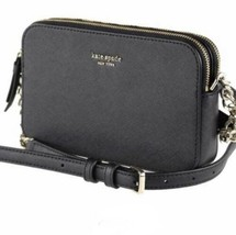 NWT Kate Spade Cameron Double Zip Small Crossbody Bag  - $69.99