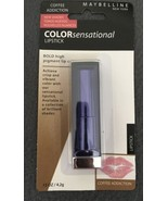 "(2)Maybelline New York Colorsensational Bold Color Lipstick. ""Coffee Addiction."" - $10.50"