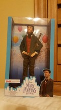 2018 Barbie Disney Mary Poppins Returns Jack the Lamplighter doll new boxed - $79.19