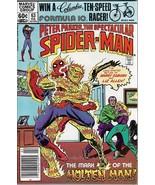 Peter Parker, The Spectacular Spider-Man #63 (1982) *Marvel Comics / Mol... - $4.00