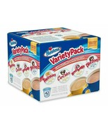 Hostess Coffee Cappuccino & Hot Cocoa 30 Pack K Cups Twinkies Snoballs D... - $19.78