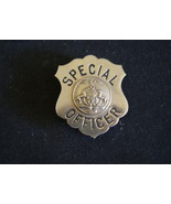 Pennsylvania Police, 1900's  Special Officer badge, Antique badge - $198.59