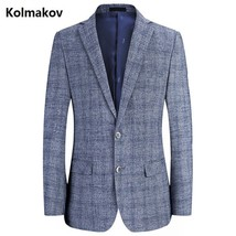 "2019 spring Autumn new style suits men""s fashion casual blazers men coat... - $79.50"