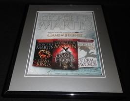 Game of Thrones 2013 Framed 11x14 ORIGINAL Advertisement - $32.36