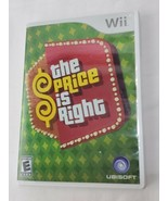 The Price is Right (Nintendo Wii, 2008) Complete With Booklet - $5.94