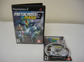 Motocross Mania 3 PLAYSTATION 2 PS2 Action Racing Complete Video Game - $5.87