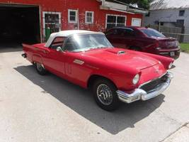 1957 Ford Thunderbird for Sale In Titusville, FL 32796 image 2